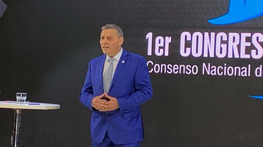 Daniel Rosato, presidente de IPA-20201117