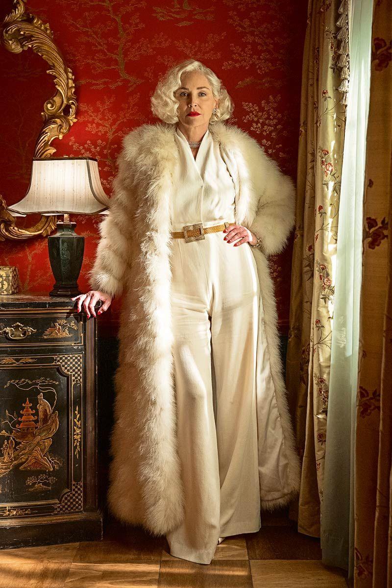 Sharon Stone en Ratched