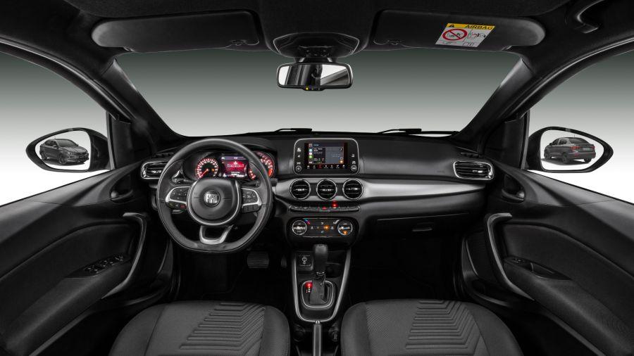Nuevo Fiat Cronos 2021