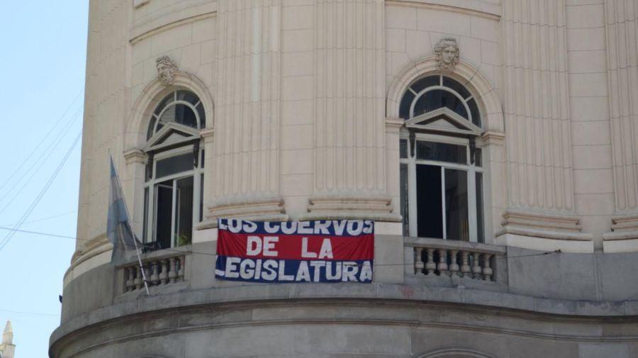 San Lorenzo en la legislatura 20201119