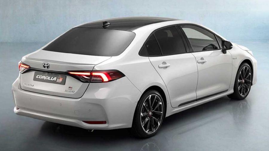 Así sería el Toyota GR-Sport