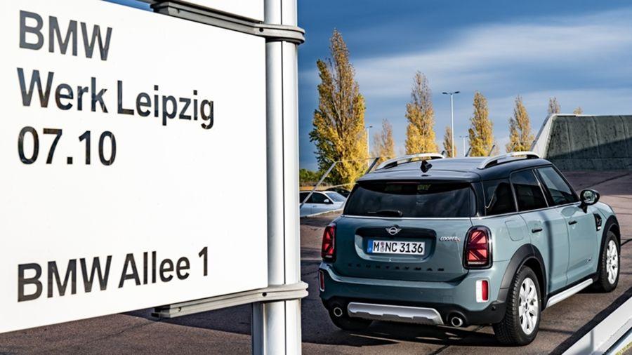 BMW prepara la planta de Leipzig para producir el MINI crossover