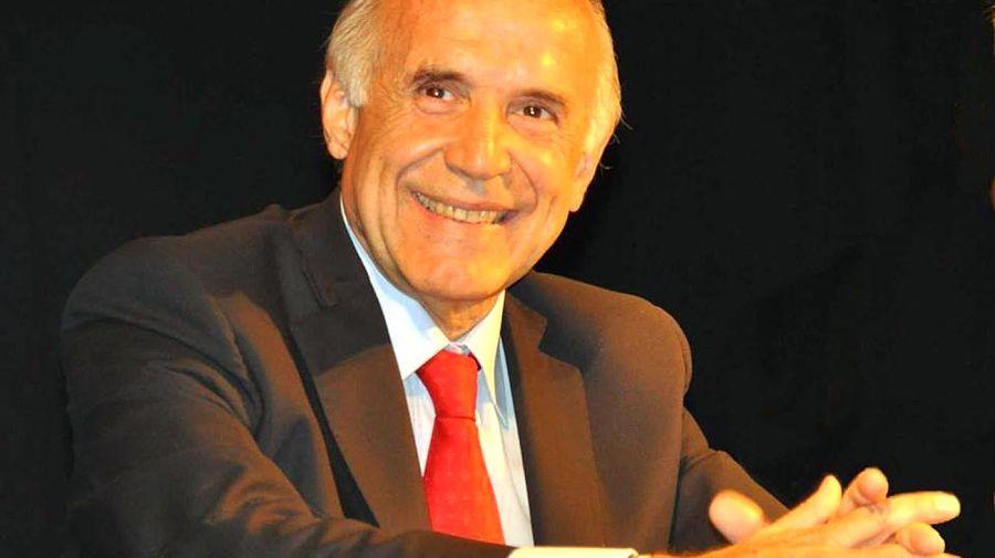 Ismael Passaglia, ex intendente de San Nicolás.