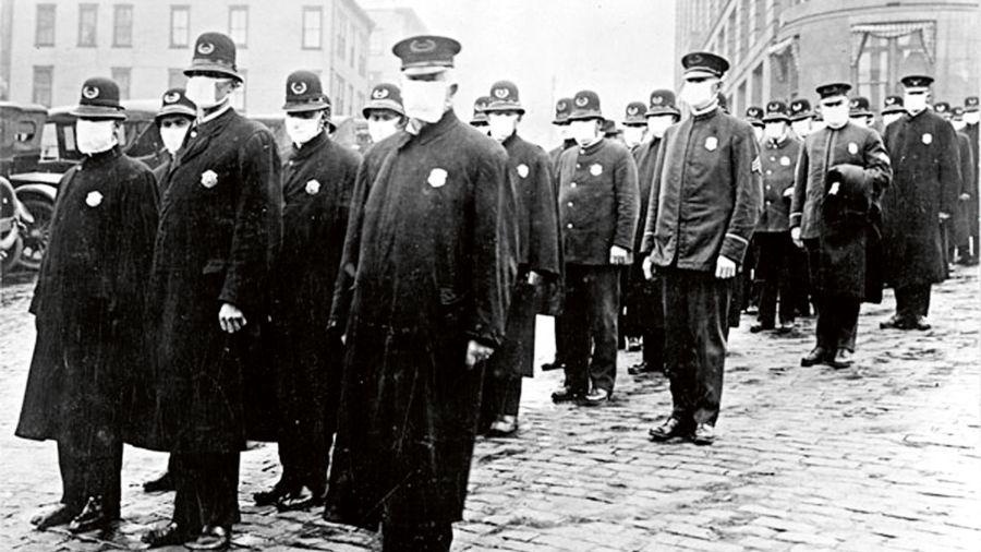 La gripe de 1918