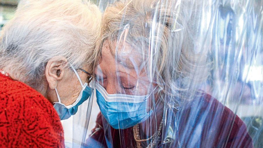 Pandemia Aislamiento