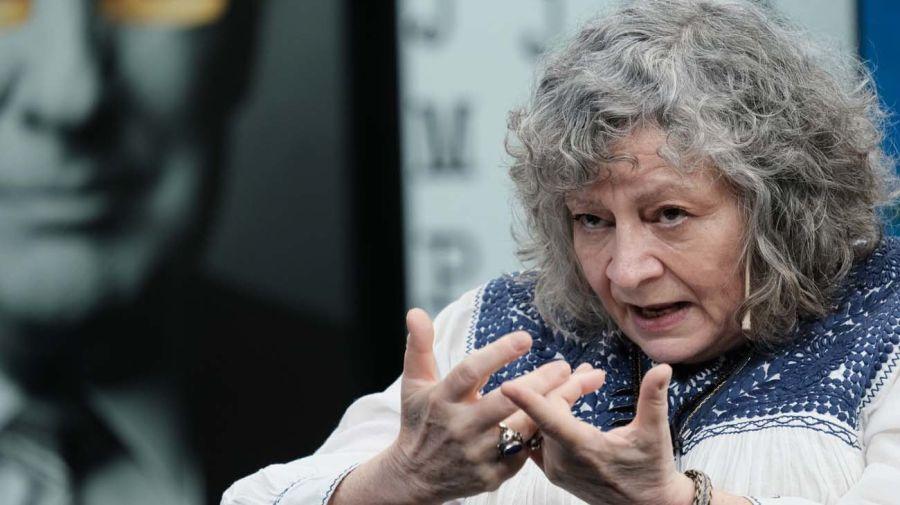 Rita Segato, en la entrevista con Jorge Fontevecchia.