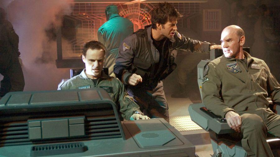 Kirby Morrow en Stargate: Atlantis