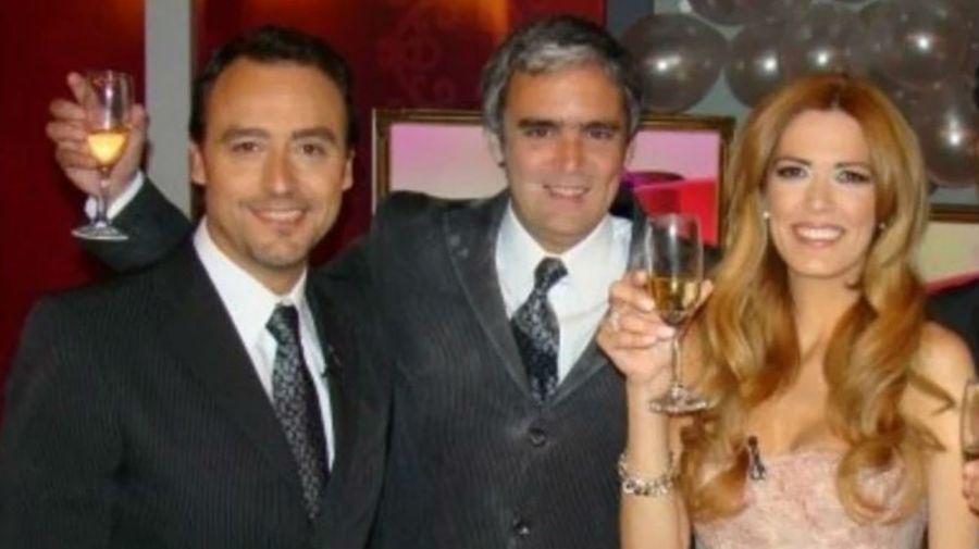 Adrian Pallares y Viviana Canosa