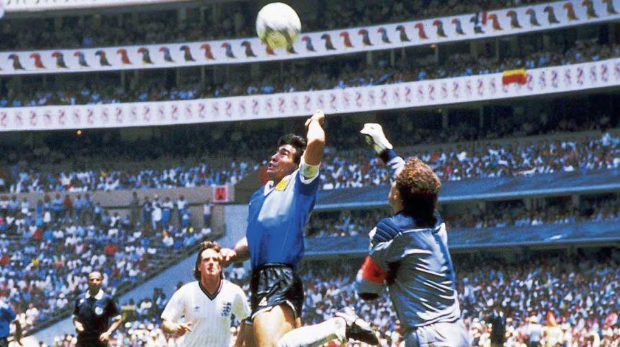 El histórico gol.
