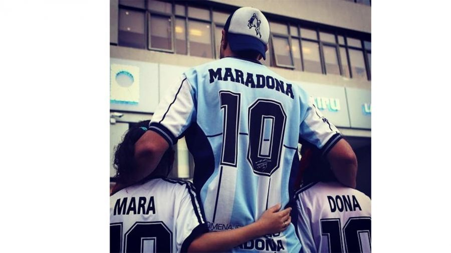 Fallecimiento Diego Armando Maradona 20201125