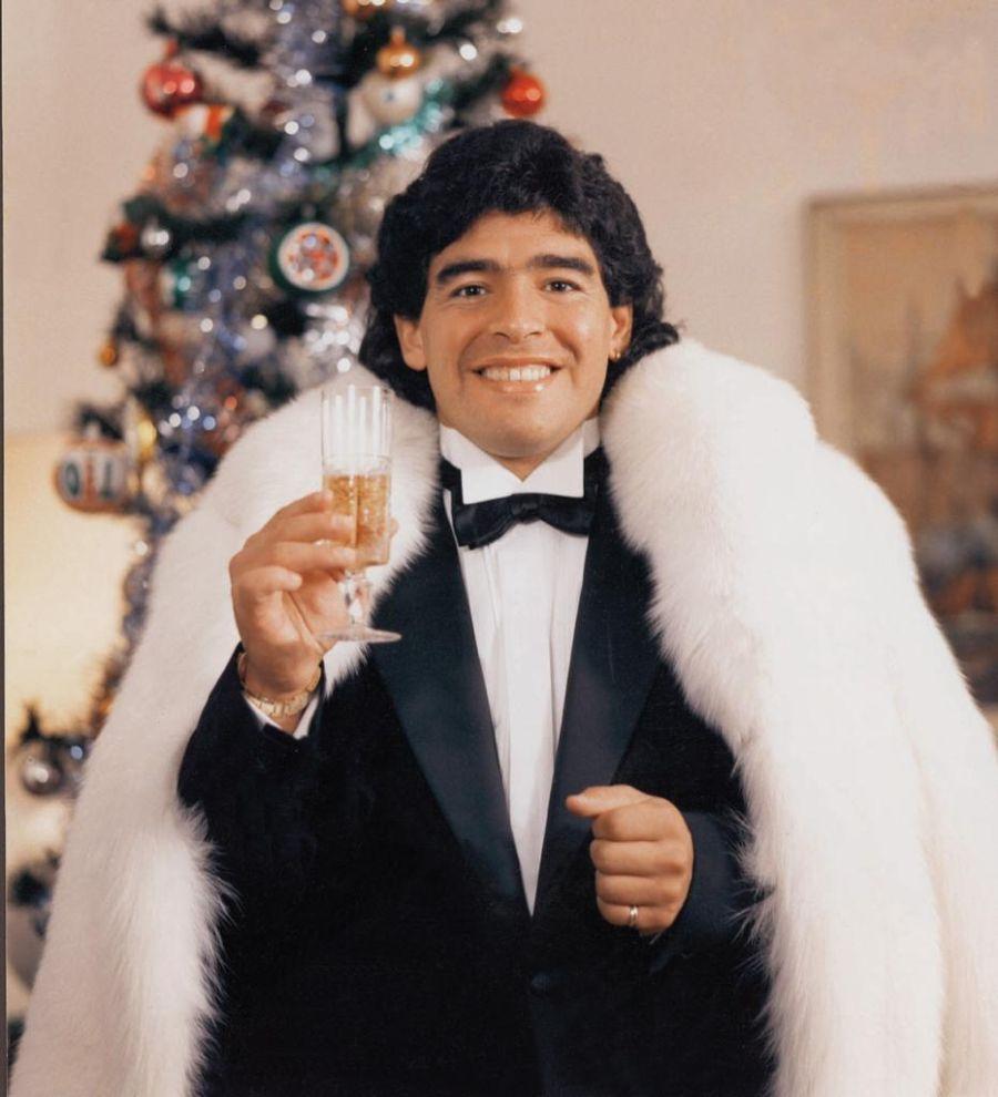 Murió Diego Maradona: las 50 mejores fotos de la vida del astro