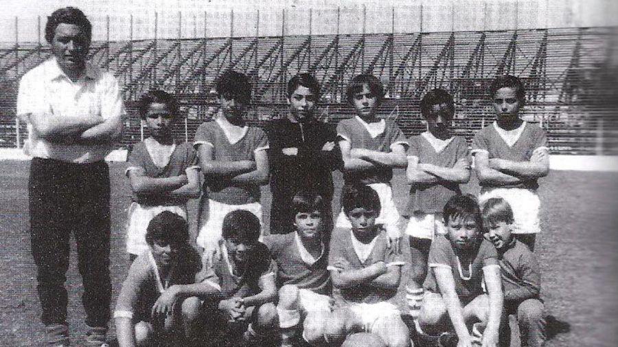 Diego Maradona y Claudio Rodríguez 20201126