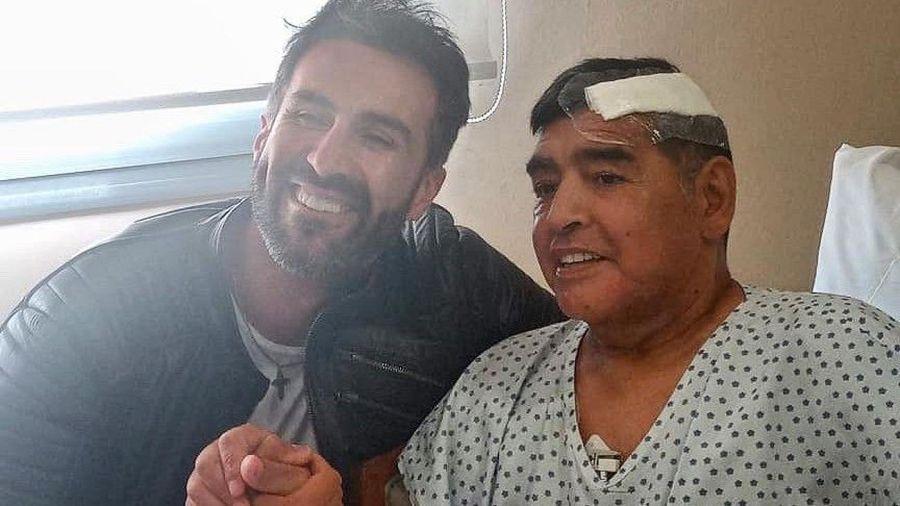 Diego y médico Luque 20201126