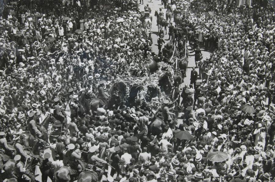 Funeral Carlos Gardel