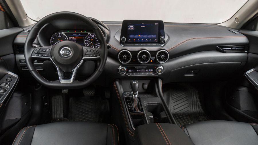 Nissan Sentra 2.0 Executive CVT (Fotos: Alejandro Cortina Ricci)