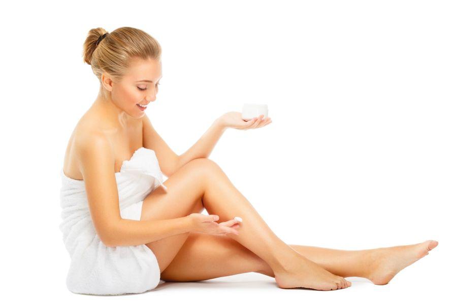 Cuidados especiales para rodillas, codos, talones y axilas