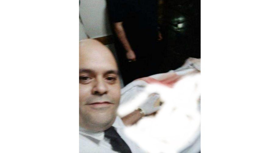 diego molina foto maradona muerto 1127