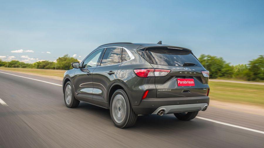 Ford Kuga Hybrid Titanium AWD (Fotos: Alejandro Cortina Ricci)