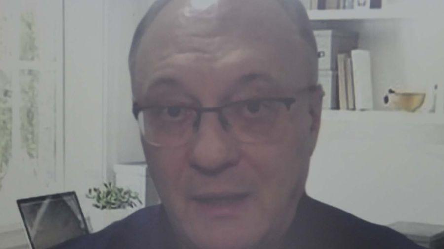 Leonardo Leiderman, en el reportaje de Jorge Fontevecchia.