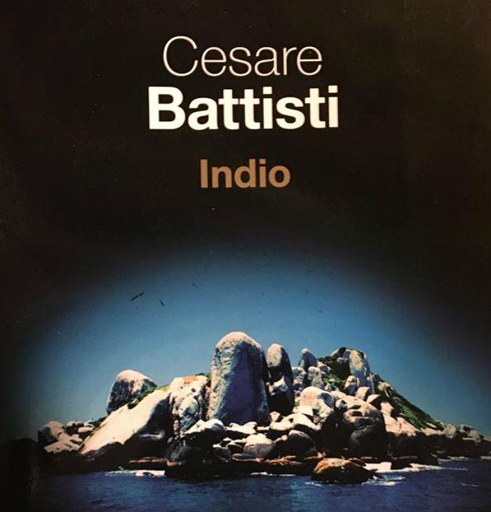 El libro de Cesare Battisti, el terrorista europeo condenado a perpetua.