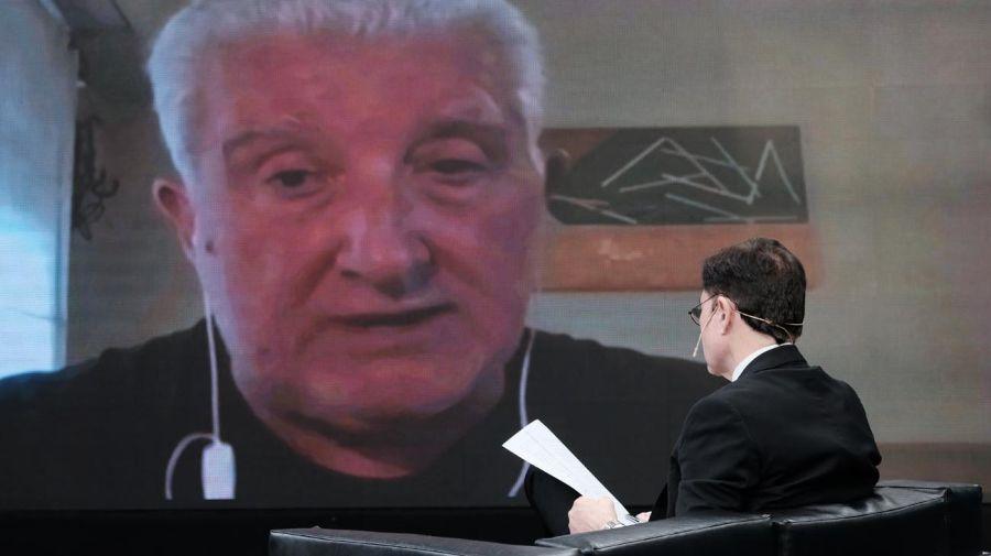 Jorge Medina, en la entrevista de Jorge Fontevecchia.