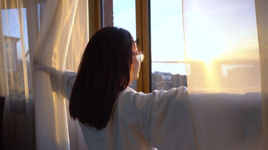 Sungazing: Con la vista al sol