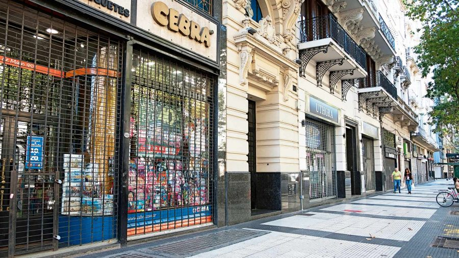 Cuarentena en Buenos Aires