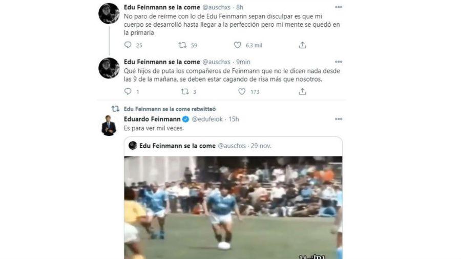 Eduardo Feinmann y Auschis