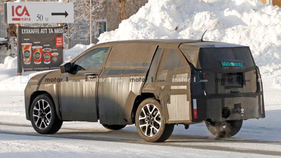 Jeep SUV siete asientos