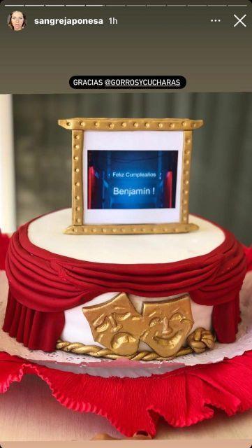 Todos los detalles del íntimo festejo de cumpleaños de Benjamín Vicuña