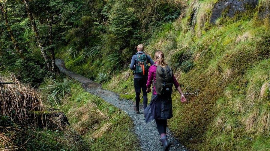 Tres rutas de senderismo en Nueva Zelanda