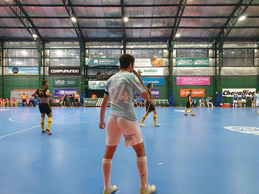 Volvió el Futsal argentino.