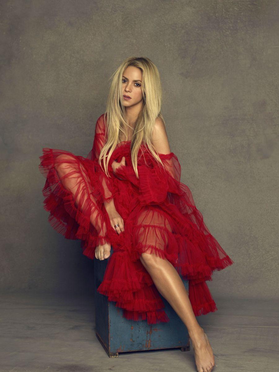 Entrevista Shakira