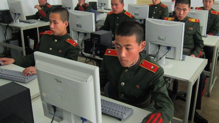 Ejercito Cibernético Corea del Norte