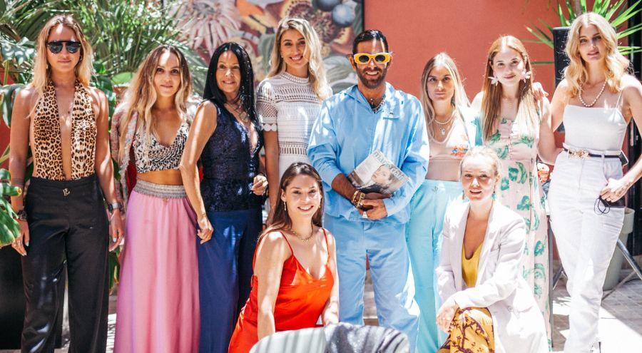 Diez mujeres referentes de Chile se dieron cita en el Hotel Bidasoa convocadas por Gumi Bears