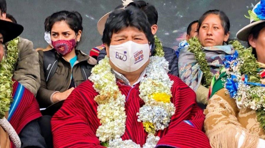 evo morales la paz bolivia g_20201203