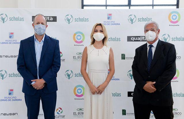Fabiola Yañez acompaña el pedido del Papa Francisco