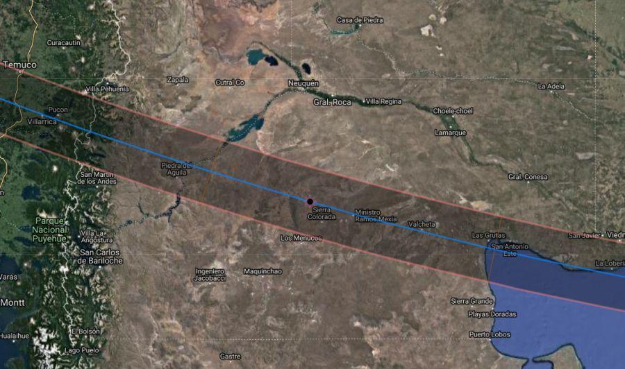 20201204 eclipse solar argentina