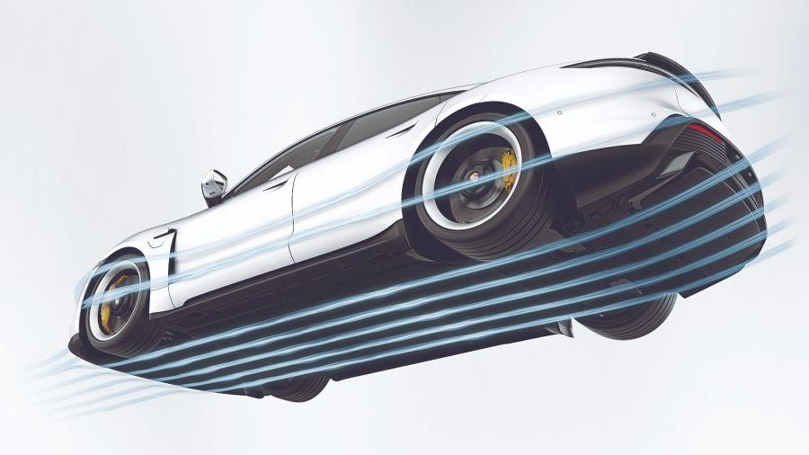 Exclusivo: manejamos el Porsche Taycan