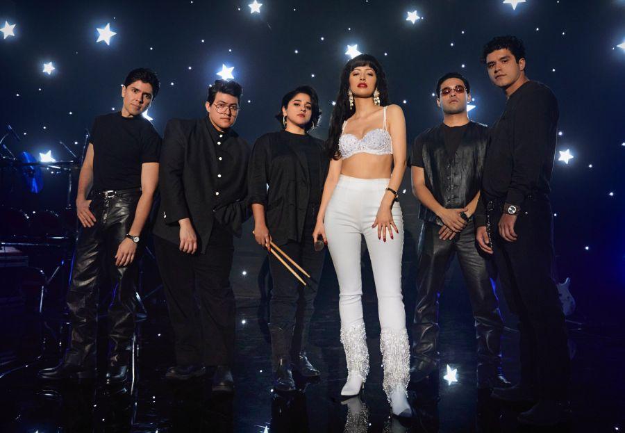 Selena, la nueva apuesta de Netflix protagonizada por Christian Serratos