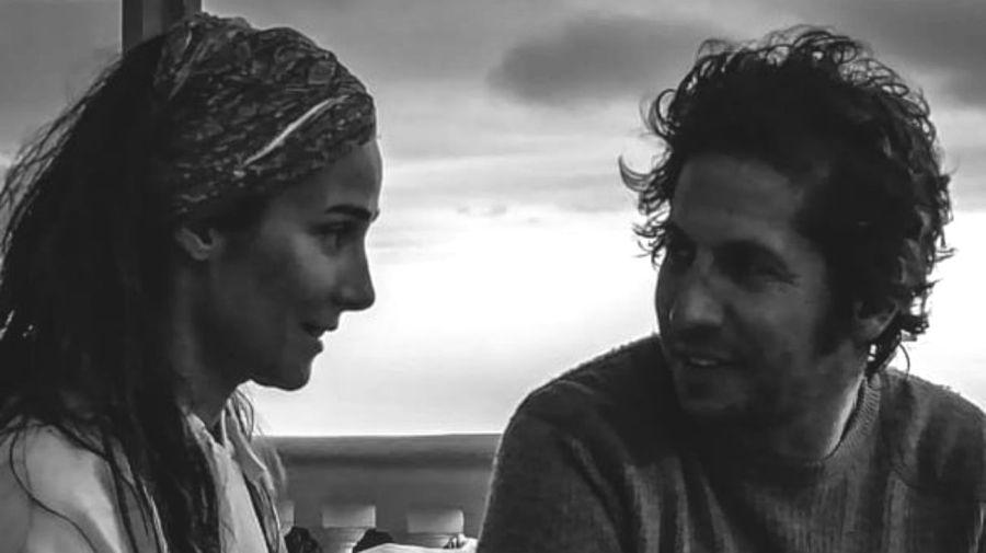 Juana Viale y Agustin Goldenhorn
