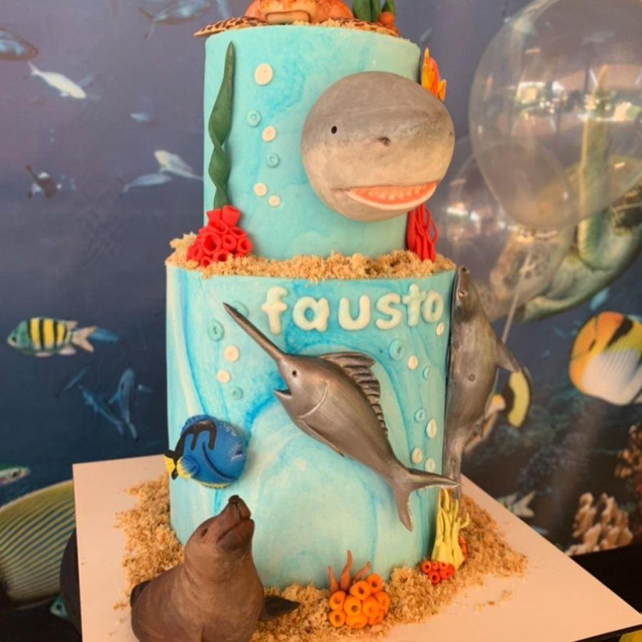 Luciano Castro y Sabrina Rojas celebraron el cumpleaños