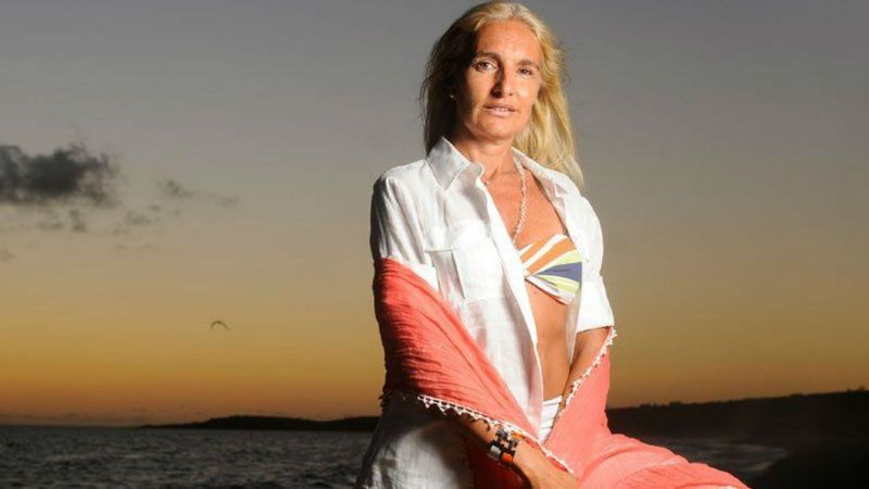 Silvia D'Auro, la mamá de Morena Rial