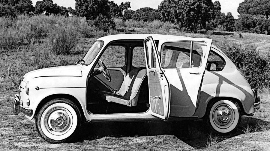 Clásico / SEAT CUMPLE 70 AÑOS