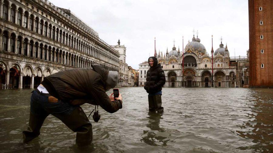 inundaciones venecia 20201209