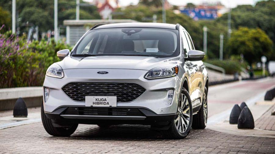 Lanzamiento de la Nueva Kuga Híbrida Titanium de Ford-20201209