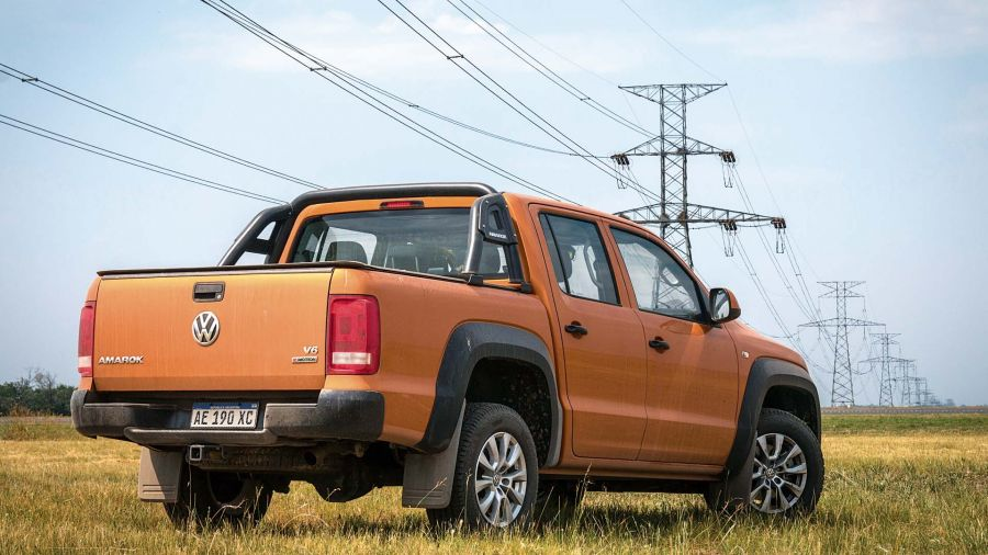 Operativo / Volkswagen Amarok V6 258 CV Comfortline