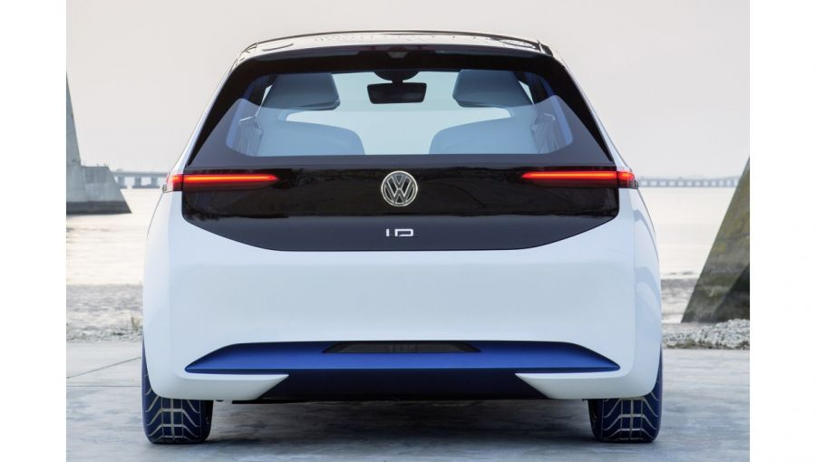 Volkswagen acelera el desarrollo del ID.1, su auto eléctrico el más pequeño