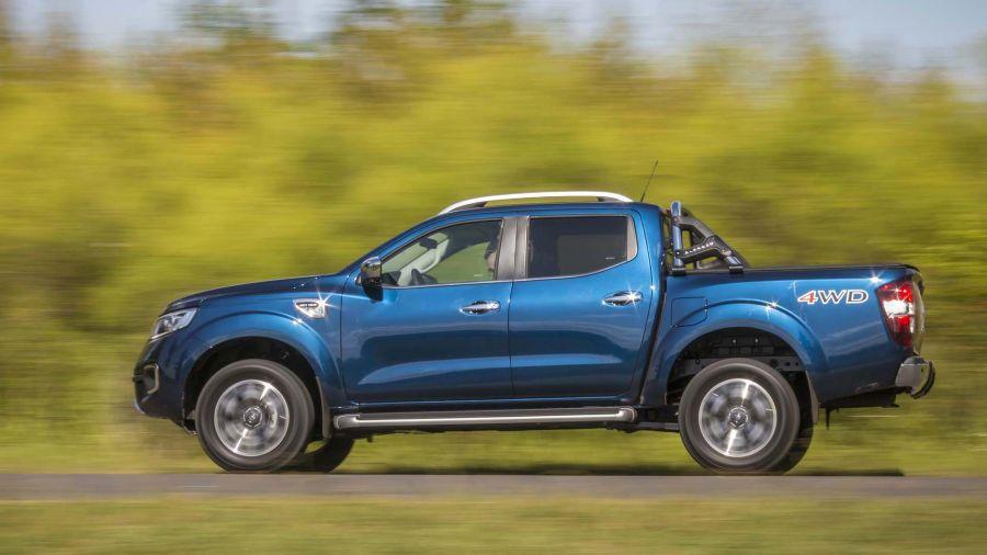 Renault Alaskan Revista Parabrisas @alecortina
