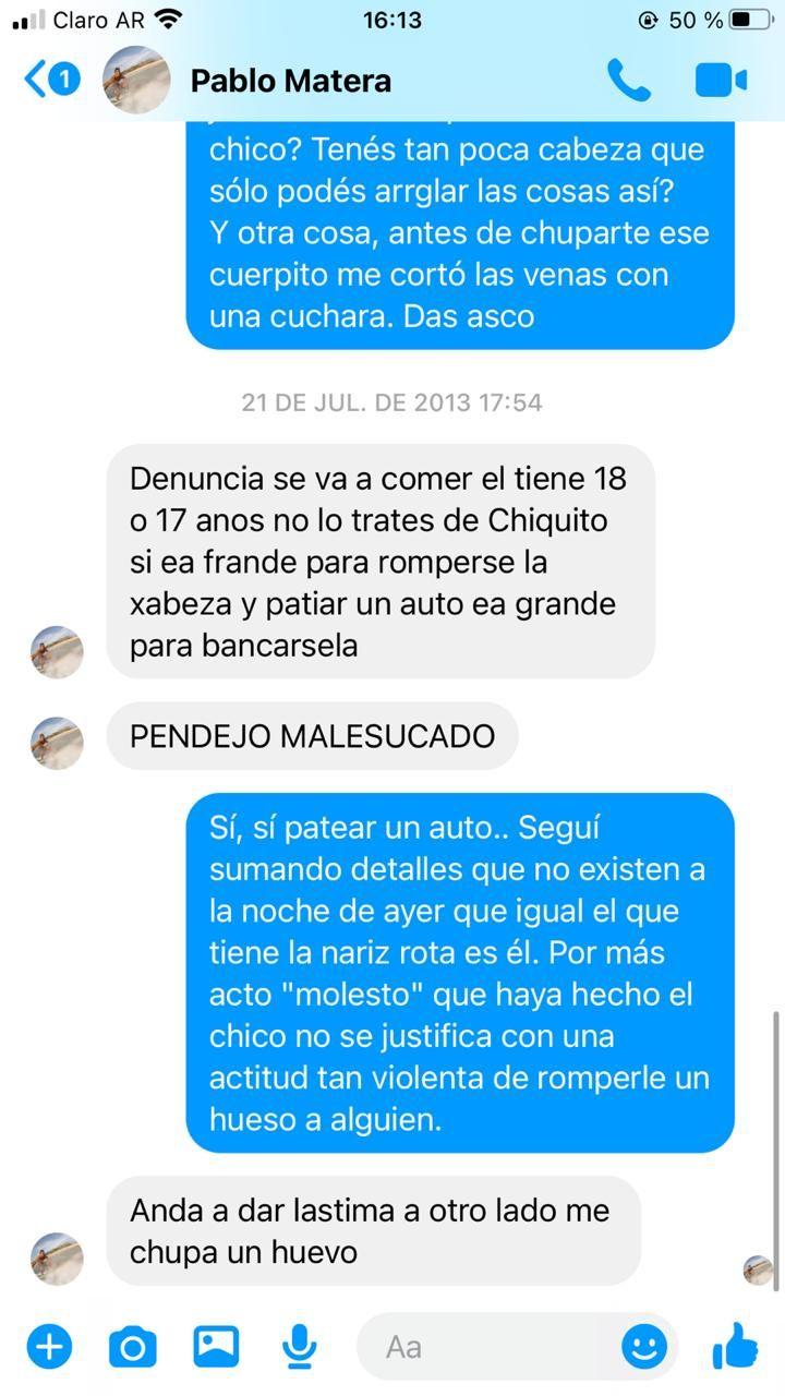Mensaje a Pilar Silveyra 3